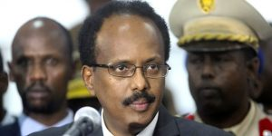 Mohamed Abdullahi Mohamed, président Somalien accuse les chabab