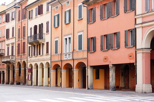 Bologna, La Rouge | Source: Wikimedia Commons