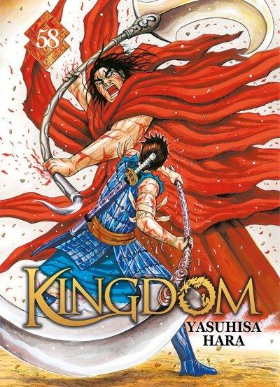 © Kingdom - 2006 - Yasuhisa Hara - Édition Shūeisha (Japan) - Édition Meian (France)